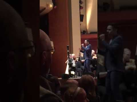 David Archuleta Postcards in the Sky with Orchestra and Choir Seattle