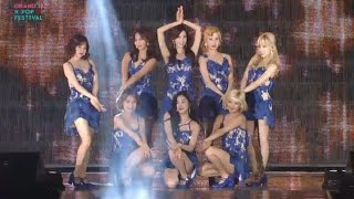 150913 [HD] SNSD-Lion Heart+PARTY @ Grand K-POP Festival 2015