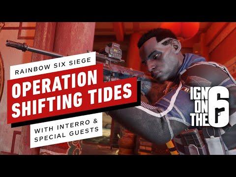 Rainbow Six Siege: Shifting Tides Dev Interview, Tokoname Pro League Recap, & More