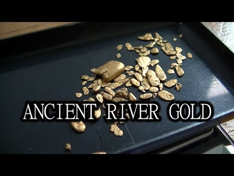 FINDING GOLD NUGGETS IN ANCIENT RIVERS AND FORESTS
