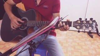 Mẹ Ơi Đừng Bỏ Con ( OST Bệnh Viện Ma ) Guitar Cover