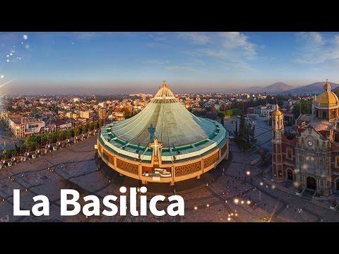 La Basilica de Guadalupe Tour - Imagenes Aereas