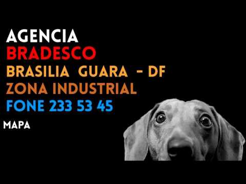 ✔ Agência BRADESCO em BRASILIA (GUARA)/DF ZONA INDUSTRIAL - Contato e endereço