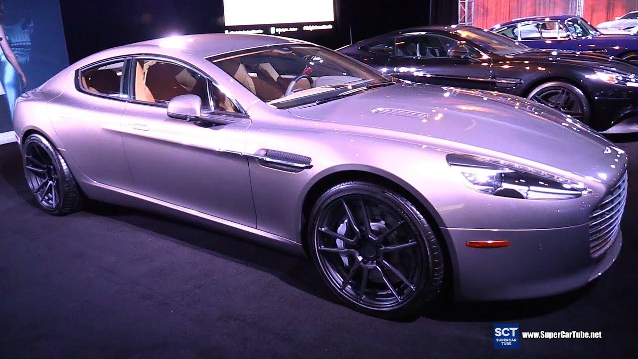 Aston Martin Rapide S By Galpin Exterior Walkaround LA Auto - Galpin aston martin