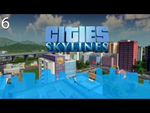 Office Buildings ► Ep. 6 ► Modded City Skyline