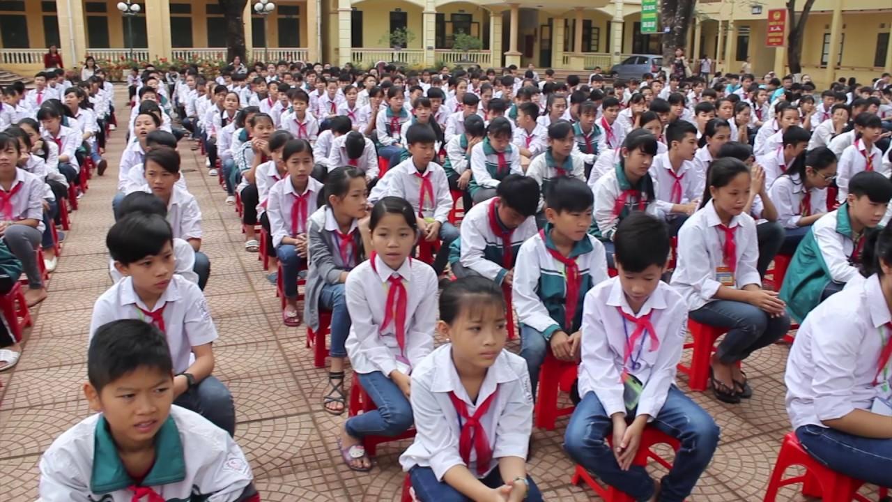 Kịch ngắn: Treo biển bán Cá – HS trường THCS Sơn Đông