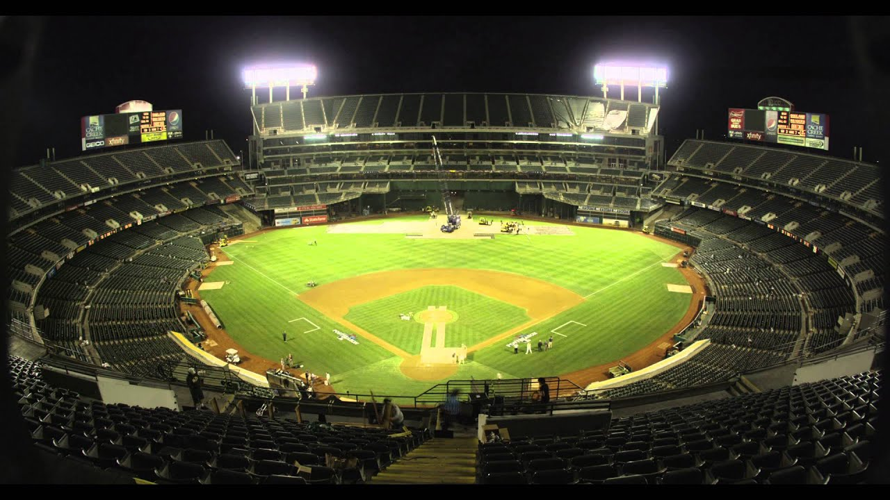 O Coliseum Stadium Conversion Athletics to Raiders 10 5 13 10 6 13 Phase 1