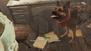 Fallout 4 Эрл Фокус с исчезновением