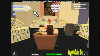Roblox Rides episode 14: Revenge of the Mummy!!!