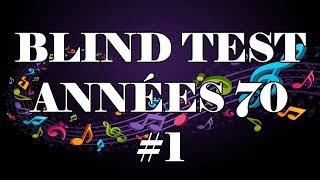 BLIND TEST ANNÉES 70 (50 EXTRAITS) - AVEC RÉPONSES #1