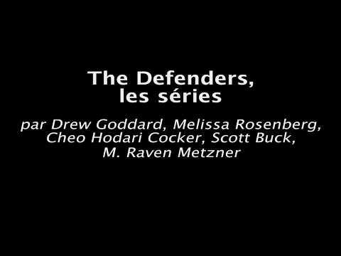 """The Defenders 2/2 """"...avec plus de soul, et moins de mystique, s'il vous plaît?..."""""""