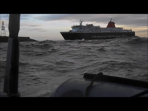 Avon sr4 searider rib 40hp suzuki pollock fishing ardrossan harbour