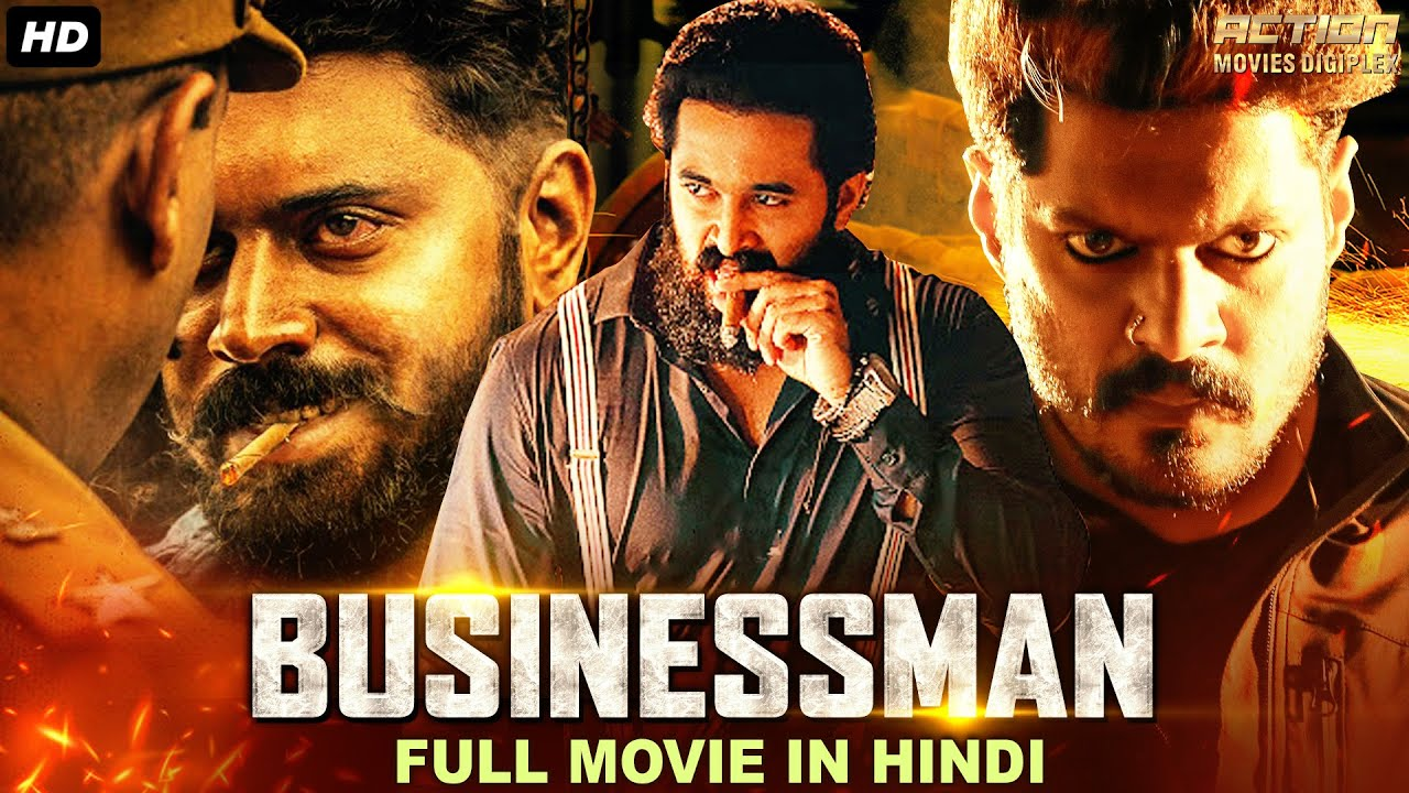 BUSINESSMAN - South Indian Movies Dubbed In Hindi Full Movie HD | Unni Mukundan Movies | South Movie