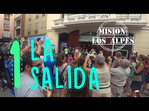 Misión Los Alpes #1 La salida