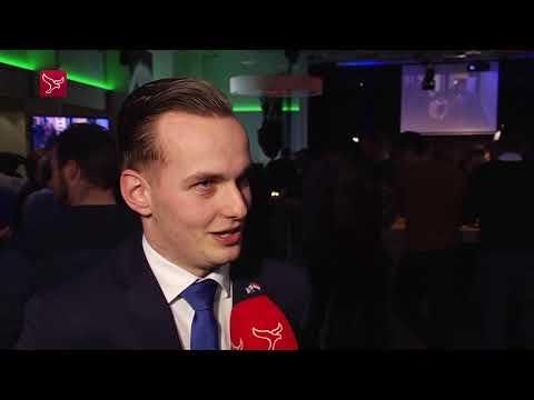 Verkiezingen Urk - Hendrik Wakker (PVV) blij met behalen zetel