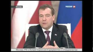 Лукашенко сажает Медведева на место