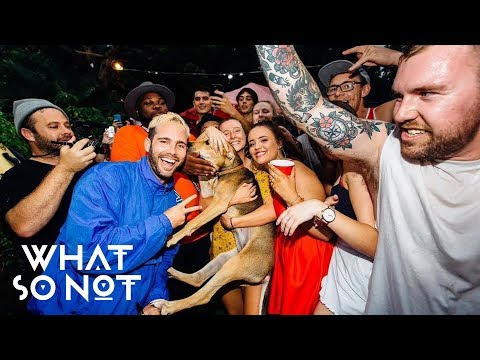 What So Not - 7 House Parties, 1 Night (The Perfect Storm)