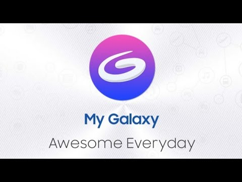 """An All New """"My Galaxy"""" App Launched by Samsung with Several Utilities"""