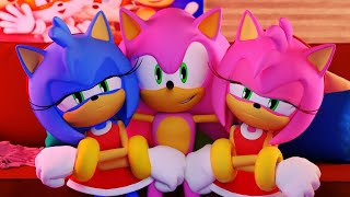 SONIC THE HEDGEHOG SEASON FOUR COMPILATION - Sonic Animation | Sasso Studios