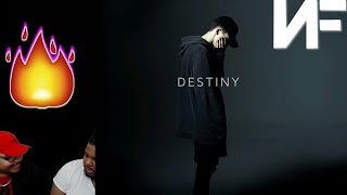 NF - Destiny (Audio) REACTION~BROTHER REACTS