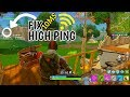 Fortnite - How To Lower Your Ping ( PC/PS4/XBOX ) Season 5 [EASY STEPS]