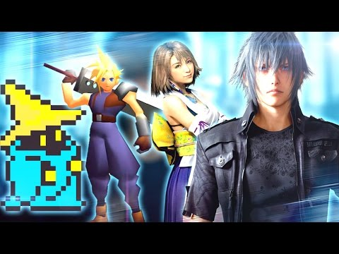 Final Fantasy - The Complete History (1987-2016)