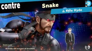 Super Smash Bros Ultimate Playthrough Partie 51