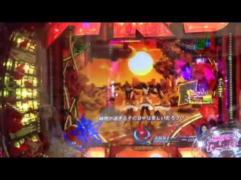 【パチンコ】AKB48 バラの儀式 赤保留&激アツ文字 大当たり! 試打