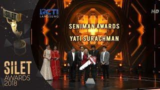 Yati Surachman | Seniman Awards SILET AWARDS 2018