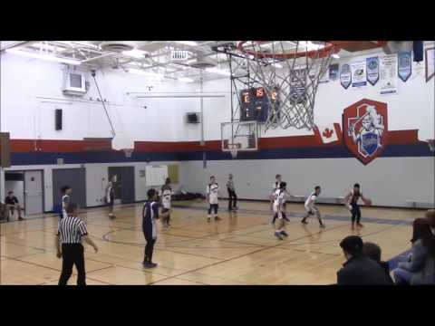 Massey Mustangs @ Holy Names Knights 2016 Junior Boy's Baske