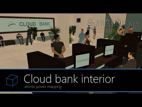 Modern bank interior cloud samp map Видео приколы ржачные до слез