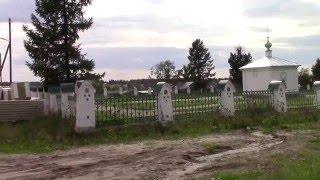 Ныроб. Пермский край(Очередное путешествие на север Пермского края. Место паломничества. В 1601 году сюда был сослан, а в 1602 умер..., 2015-12-06T13:19:55.000Z)