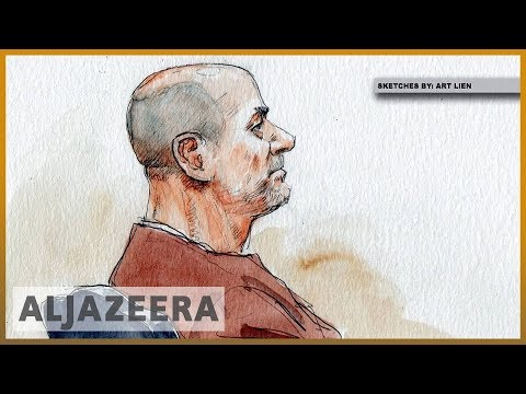 🇺🇸 US coastguard officer arrested for plotting 'terror attack' l Al Jazeera English
