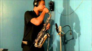India Arie Ready For Love Sax Cover (Stot Juru)