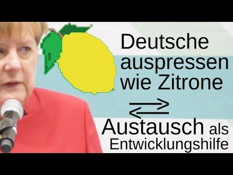 Deutsche auspressen wie