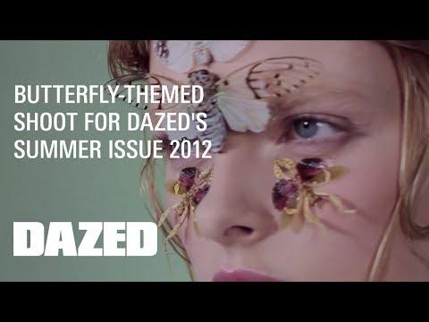 """Butterfly"" - A Fashion Film by Alexandros Pissourios thumbnail"