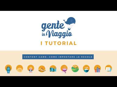 Come impostare le regole dei content game - tutorial genteinviaggio.it thumbnail