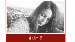 Día Gris | Vlogmas 23 Thumbnail