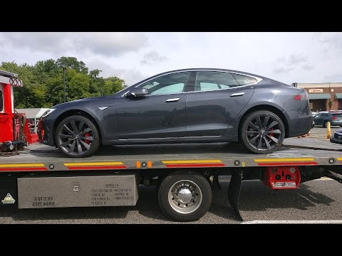 Thumbnail: Tesla Model S Problems: My Experience!