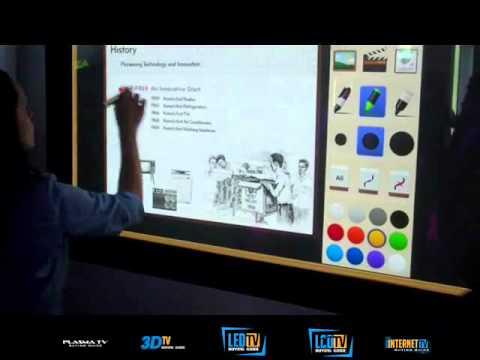 LG Digital Blackboard - YouTube