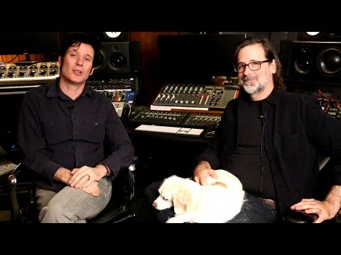 Greg Collins: Interview & Studio Tour - Warren Huart: Produce Like a Pro