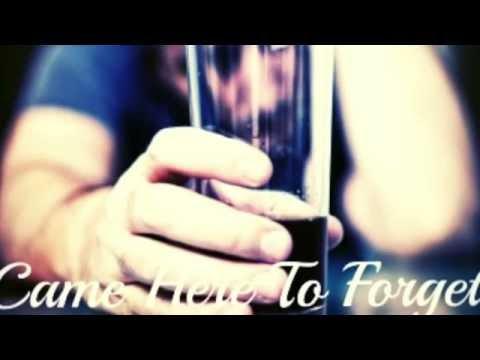 Blake Shelton - Came Here To Forget (Speed Gang Remix) (LYRICS)