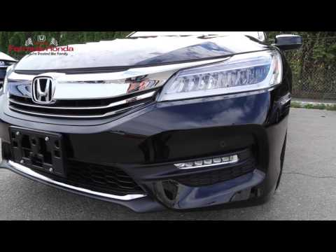 2017 Honda Accord Overview - Formula Honda Dealership Toronto