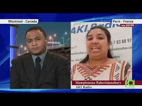 Madagascar Canada TV: Fandaharana momba ny AKI-RADIO.