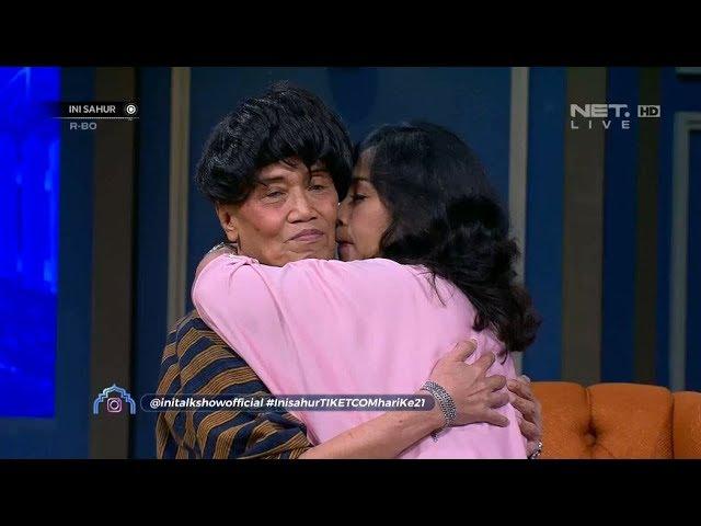Momen Haru Pertemuan Tessy Dengan Anak dan Cucunya - Ini Sahur 26 Mei 2019 (3/7)