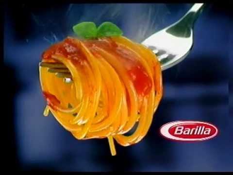 Barilla TV ad Italia SPAGHETTI