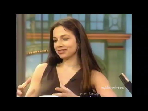 JUSTINE BATEMAN HAS FUN WITH ROSIE