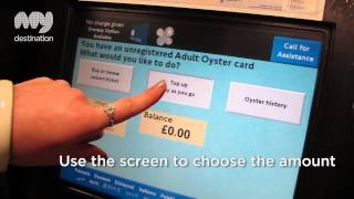 How Use Oyster Card
