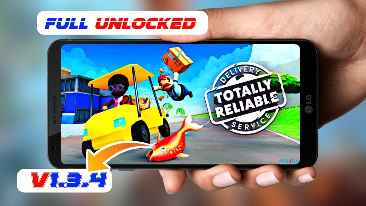 Totally Reliable Delivery Service Android Apk Data Full Unlocked Version 1 3 4 Youtube