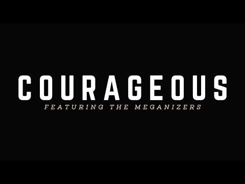 Courageous - Megan Nicole (Official Lyric Video) feat. Meganizers